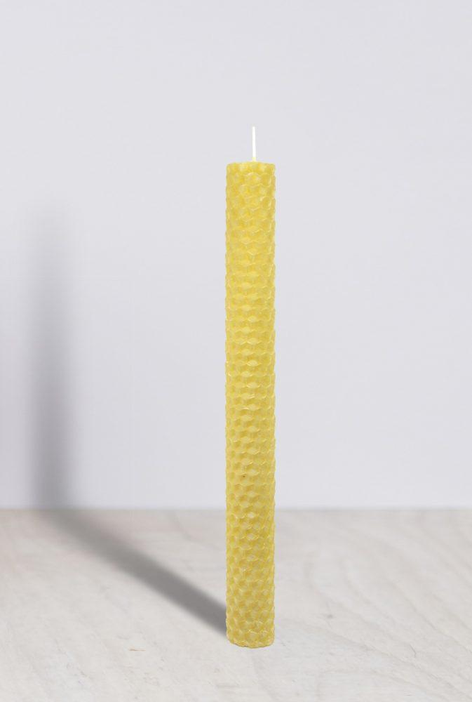 Восъчна свещ 20